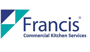 Francis commercial kitchen services logo
